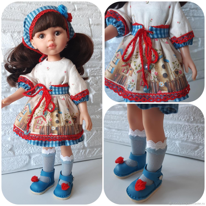 Комплект одежды для куклы 32 см PAOLA REINA, Одежда для кукол, Кореновск,  Фото №1