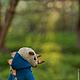 Мишки Тедди ручной работы. доисторические времена. Настёна Никитина. Ярмарка Мастеров. Авторская игрушка, гранулят стеклянный