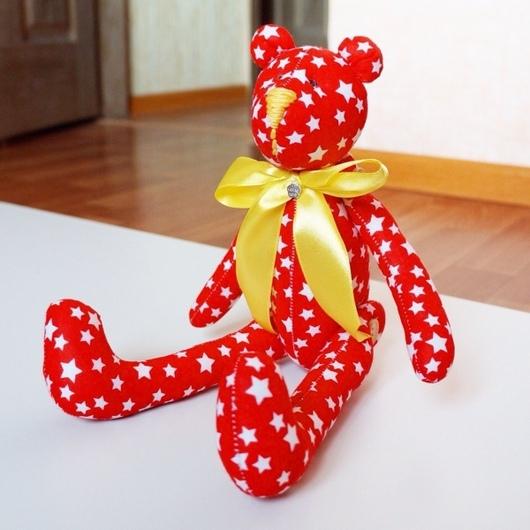 Куклы Тильды ручной работы. Ярмарка Мастеров - ручная работа. Купить Звездный Мишка Тильда. Handmade. Мишка, мишка тедди
