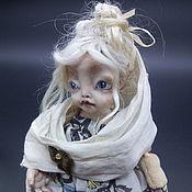 """Куклы и пупсы ручной работы. Ярмарка Мастеров - ручная работа Авторская кукла Маяди серия""""Новый мир, маленькие человечки"""". Handmade."""