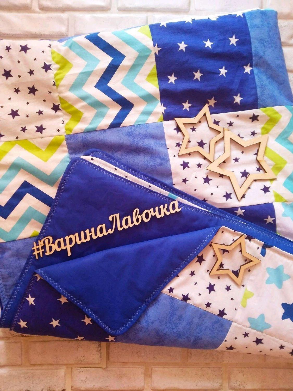 Лоскутное одеяло, Одеяла, Омск,  Фото №1