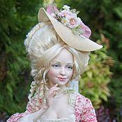 Куклы и игрушки ручной работы. Ярмарка Мастеров - ручная работа Мария-Шарлотта (A la francaise) Продана. Handmade.