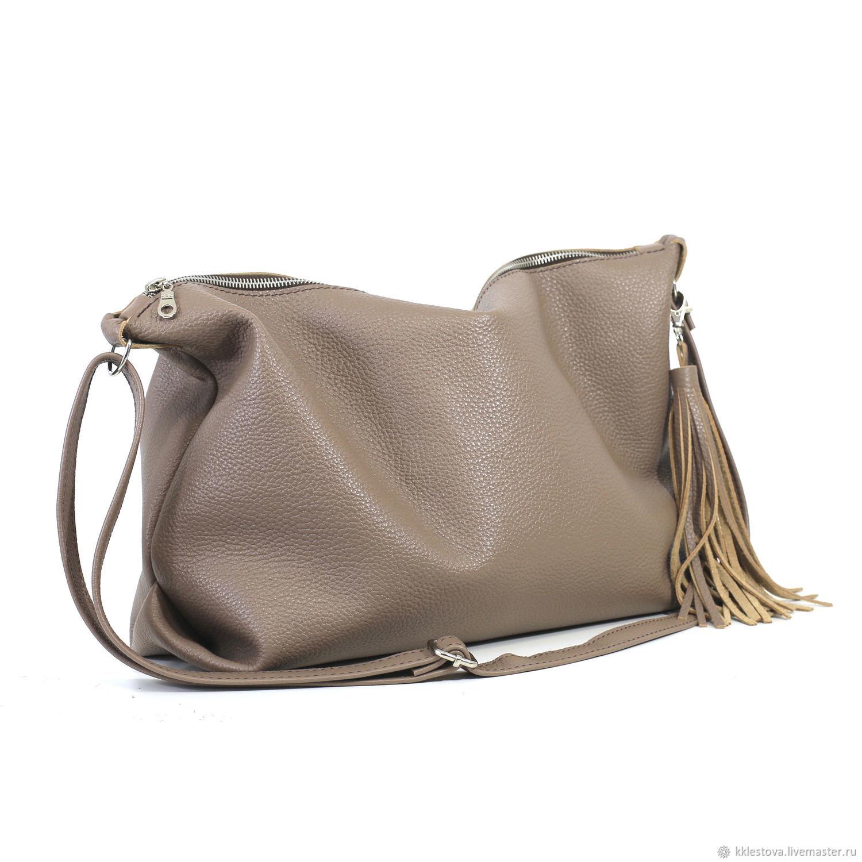 Bag with shoulder strap pocket, Crossbody bag, Moscow,  Фото №1