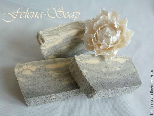 Больше работ можно посмотреть здесь http://www.livemaster.ru/felena-17  100% натуральное мыло с косметической глиной и шелком!