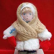 текстильная кукла Ната