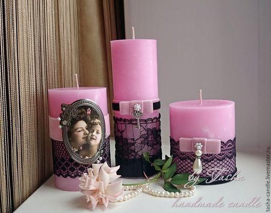 """Персональные подарки ручной работы. Ярмарка Мастеров - ручная работа. Купить """"Memoires i Paris"""". Handmade. Розовый, подарок женщине"""