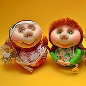 """Куклы и игрушки ручной работы. Ярмарка Мастеров - ручная работа обережка, домовушка- """"Благополучница"""". Handmade."""
