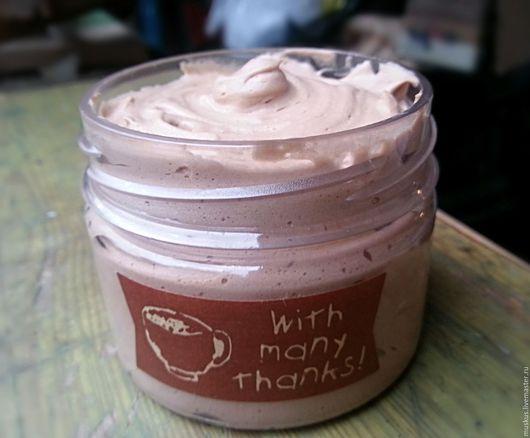 """Для снятия макияжа ручной работы. Ярмарка Мастеров - ручная работа. Купить Мусс для умывания """"Шоколадка"""". Handmade. Коричневый, шоколадный"""