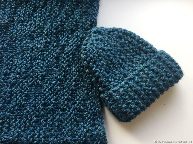 Sombrero y snud. Azul aciano kit, Headwear Sets, Moscow,  Фото №1