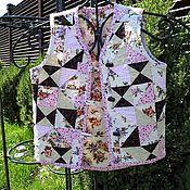 Одежда handmade. Livemaster - original item Vest for girl Doll. Handmade.