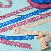 Материалы для творчества handmade. Livemaster - original item Elastic cotton. Handmade.