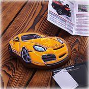 Сувениры и подарки handmade. Livemaster - original item Gingerbread Porsche 911. Handmade.