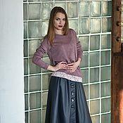 Одежда handmade. Livemaster - original item Cardigan with lace! 50% discount!!!. Handmade.