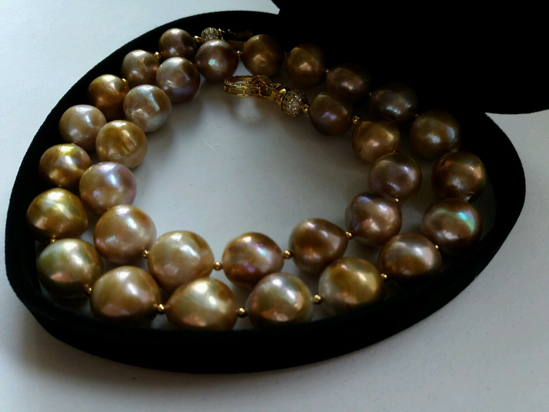 collar de perlas, Necklace, Lytkarino,  Фото №1