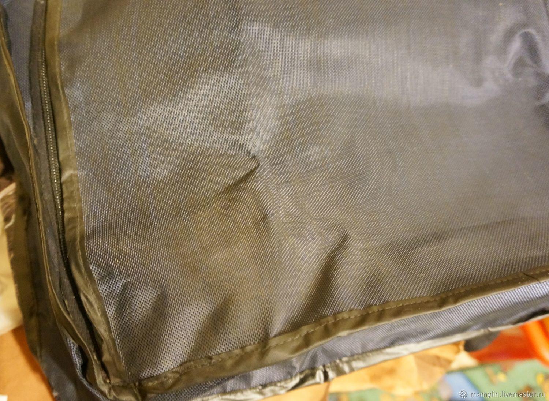 Чемодан складной редкий  винтажный