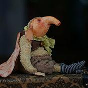 Куклы и игрушки ручной работы. Ярмарка Мастеров - ручная работа Мотыльковый слоник Унренди. Handmade.