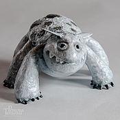 Куклы и игрушки handmade. Livemaster - original item Six-legged, figurine for kid. Handmade.