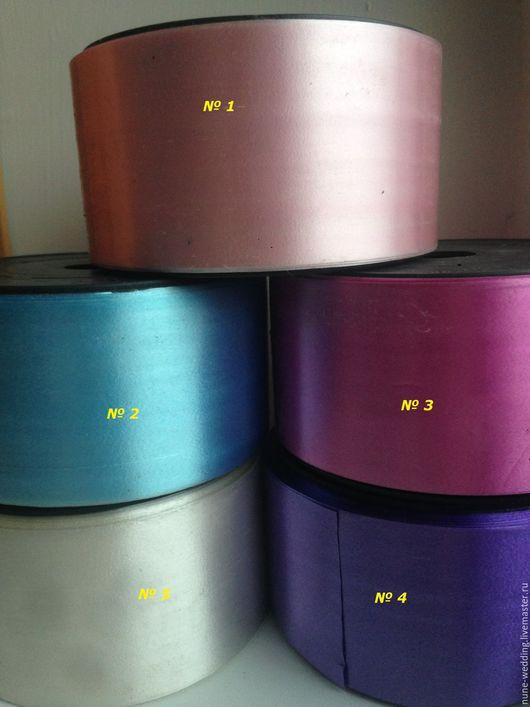 Материалы для флористики ручной работы. Ярмарка Мастеров - ручная работа. Купить Упаковочная лента 8 мм и 5 см. Handmade.