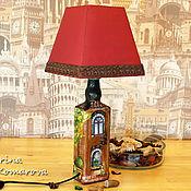 Для дома и интерьера ручной работы. Ярмарка Мастеров - ручная работа Домик-лампа. Handmade.