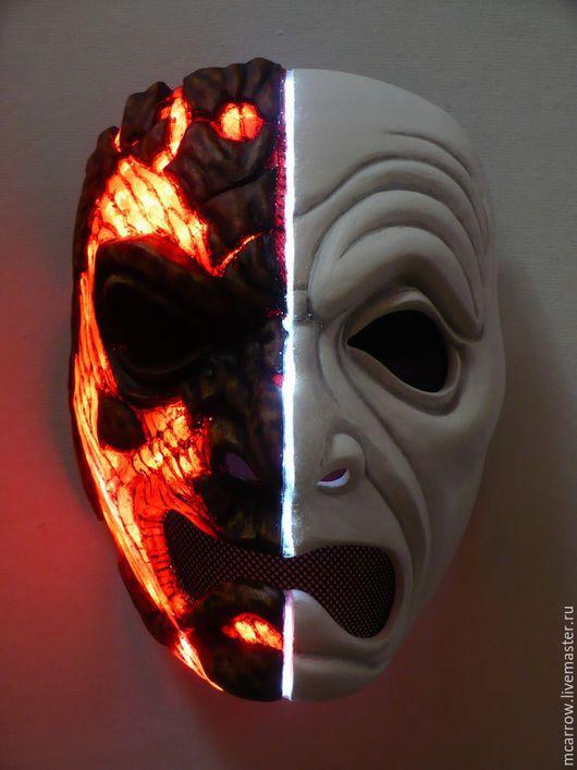 Карнавальные костюмы ручной работы. Ярмарка Мастеров - ручная работа. Купить Маска Da Kurlzz-2013 (Hollywood Undead). Handmade.
