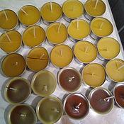 Свечи ручной работы. Ярмарка Мастеров - ручная работа Свечи восковые в гильзах. Handmade.