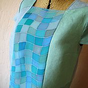 """Одежда ручной работы. Ярмарка Мастеров - ручная работа Платье """" Бриз"""". Handmade."""