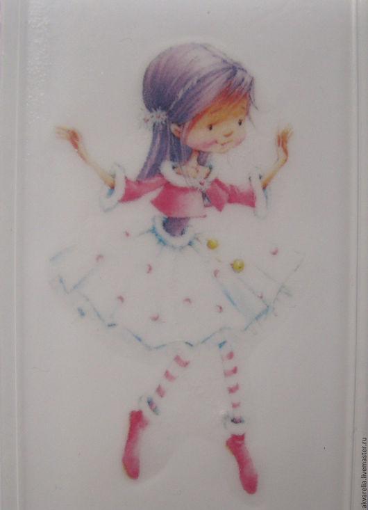Мыло ручной работы. Ярмарка Мастеров - ручная работа. Купить Мыло Девочка в розовой кофточке. Handmade. Коралловый, мыло для рук