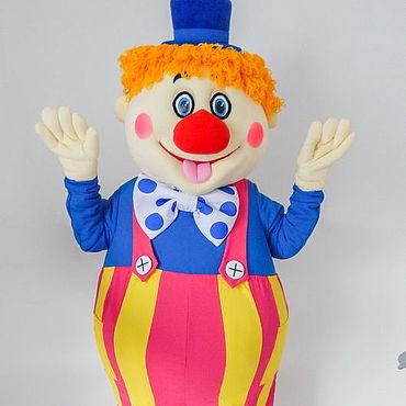 Дизайн и реклама ручной работы. Ярмарка Мастеров - ручная работа Клоун. Ростовая кукла. Handmade.