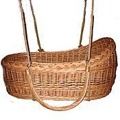 Для дома и интерьера handmade. Livemaster - original item Cradle carrying