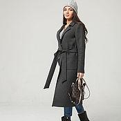 Одежда handmade. Livemaster - original item Coat graphite grey - grunge.. Handmade.
