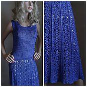 """Одежда ручной работы. Ярмарка Мастеров - ручная работа Платье """"Лирика"""" шёлковое. Handmade."""