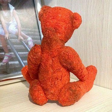 Dolls & toys. Livemaster - original item bear Matveyka. Handmade.