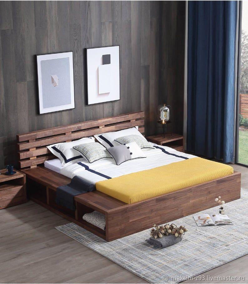 Индивидуальная лофт кровать из массива дерева, Кровати, Кемерово,  Фото №1
