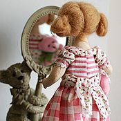 Куклы и пупсы ручной работы. Ярмарка Мастеров - ручная работа Маша и Мишутка. Handmade.