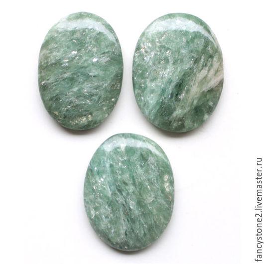 Для украшений ручной работы. Ярмарка Мастеров - ручная работа. Купить Парагонит кабошон №1609336 кабошоны  из натурального камня. Handmade.