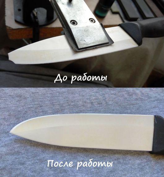 Заточка, ремонт и уход за ножами Подробнее с примерами работ можно ознакомиться здесь: https://vk.com/club122491723 и в Instagram: zatochka_nozhei_konstantin.