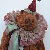 Куклы и игрушки ручной работы. Ярмарка Мастеров - ручная работа Медведь. Handmade.