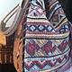 """Женские сумки ручной работы. ,, Вереск  для Веры """"  лоскутная сумка.. Светлана Lana Style (ethnik bags). Интернет-магазин Ярмарка Мастеров."""