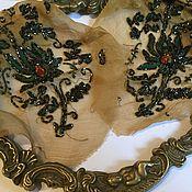 Материалы для творчества handmade. Livemaster - original item Appliques antique №433. Handmade.