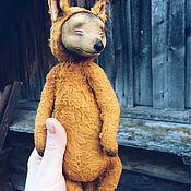 Куклы и игрушки ручной работы. Ярмарка Мастеров - ручная работа Лисёнок. Handmade.