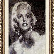 Гобелен из бисера МЕРЛИН МОНРО (Marilyn Monroe)