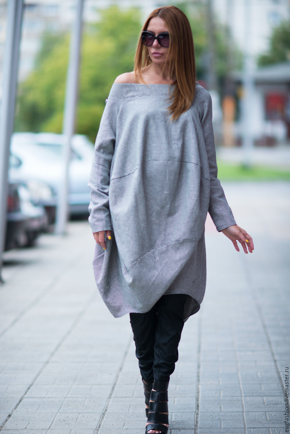 d68d652538a Tunic, cotton Tunic, Tunic long sleeves, Tunic dress, loose Dress, Fashion  ...
