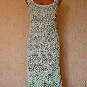 Одежда ручной работы. Ярмарка Мастеров - ручная работа забронировано - летний сарафан. Handmade.