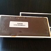Материалы для творчества handmade. Livemaster - original item Wax for leather BRAWAX (500 gr.) Kenda Farben. (none) Brown. Black.. Handmade.