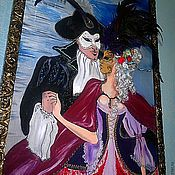 """Картины и панно ручной работы. Ярмарка Мастеров - ручная работа Панно """"Венеция"""". Handmade."""