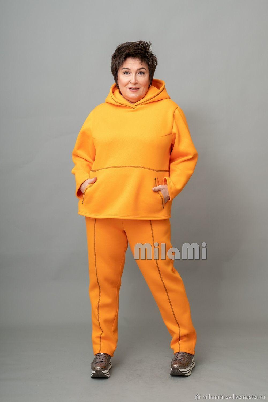 Art. .4825 Orange Suit, Suits, Kirov,  Фото №1
