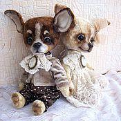Куклы и игрушки ручной работы. Ярмарка Мастеров - ручная работа Люк  и Синди. Handmade.