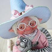 """Куклы и игрушки ручной работы. Ярмарка Мастеров - ручная работа """"Волшебница Маргарет"""". Handmade."""
