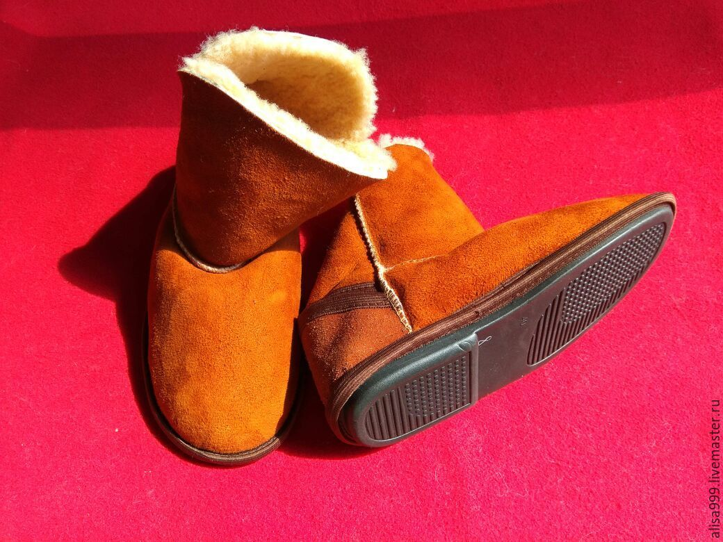 Home ugg boots sheepskin teratologie, Ugg boots, Moscow,  Фото №1