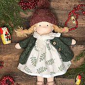 Вальдорфские куклы и звери ручной работы. Ярмарка Мастеров - ручная работа Вальдорфская кукла, 36 см. Handmade.
